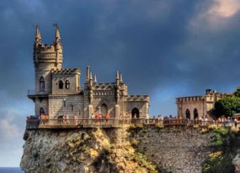 Ласточкино гнездо – визитная карточка Крыма