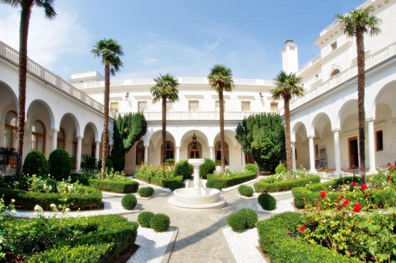 Ливадийский дворец Ялта