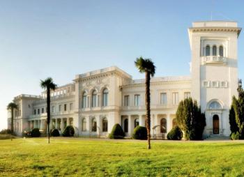 Ливадийский дворец – южная резиденция императора