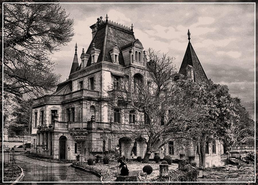 Массандровский дворец история