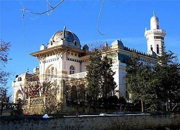 Дача Стамболи – историческая жемчужина Феодосии