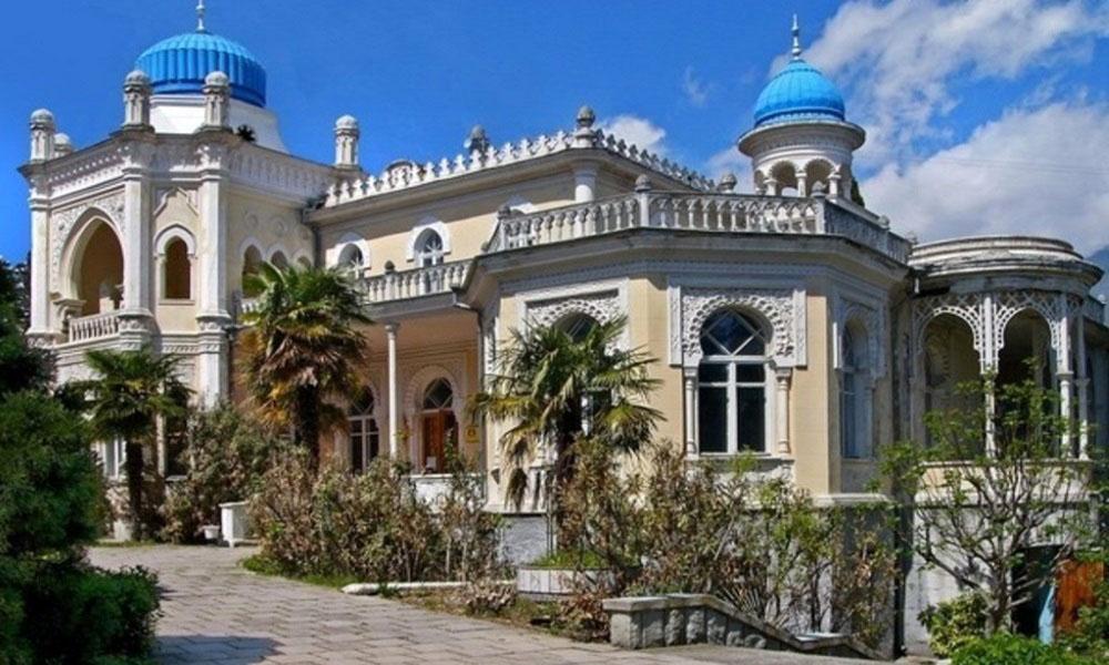 Дворец Эмира Бухарского в Крыму