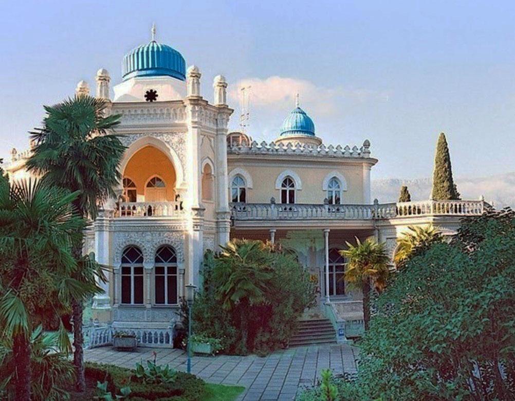 Бухарский дворец