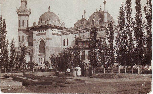 дворец стамболи
