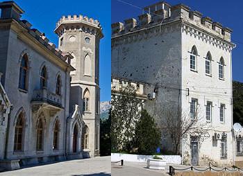 Дворец Голицына – одно название, два дворца
