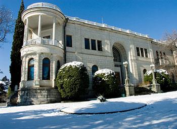 Дворец Суук Су – прекрасный замок Артека