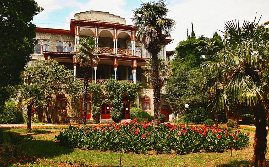 Карасан дворец