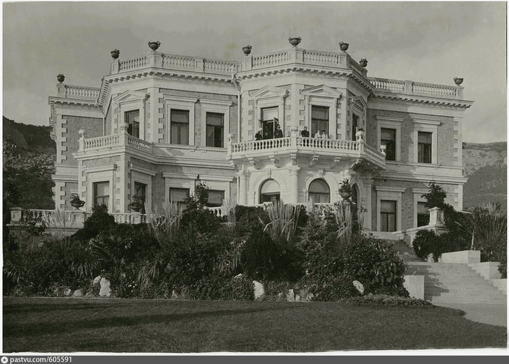 Кузнецовский дворец в форосе история