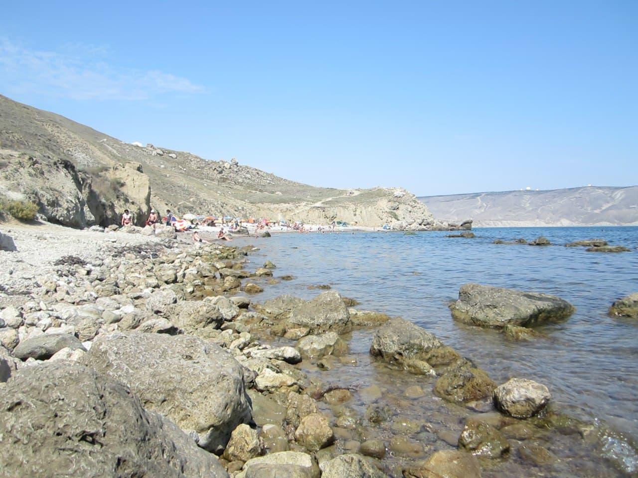 Орджоникидзе пляж Краснячка 2