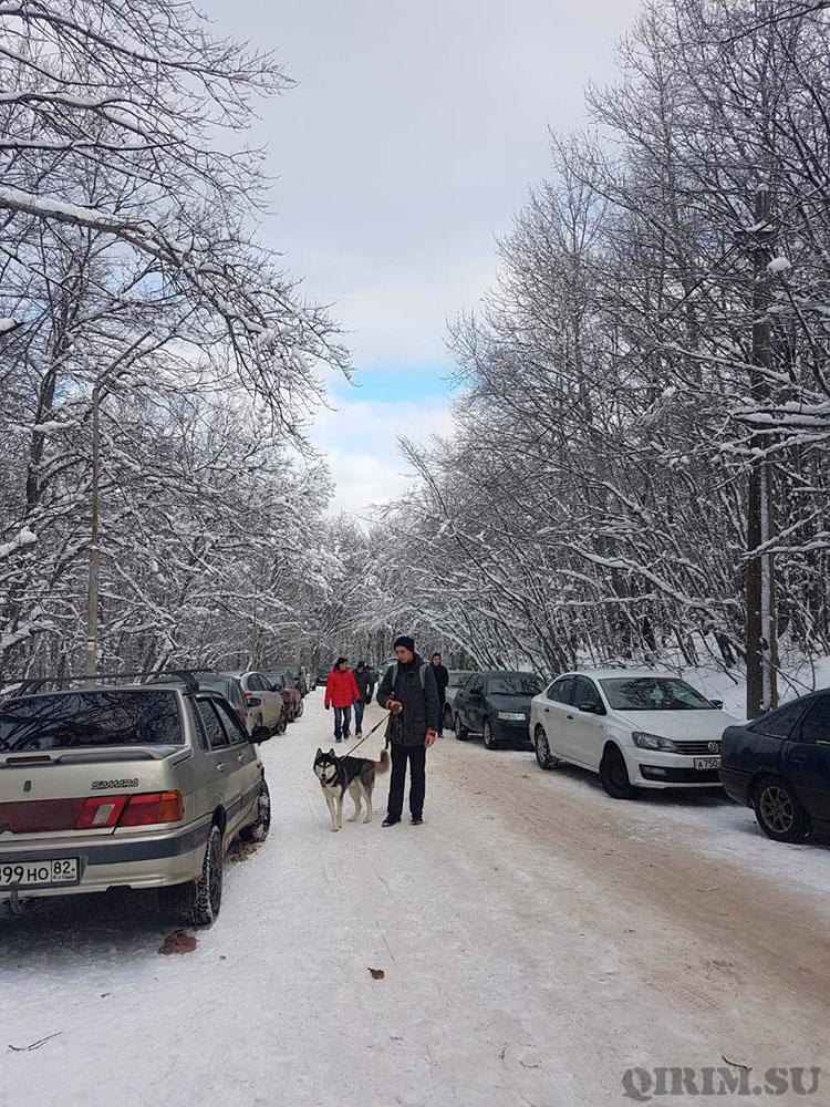 перевал Симферополь