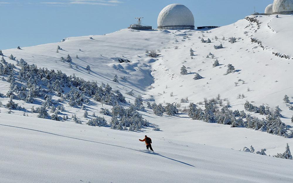 Ай-Петри горнолыжный курорт