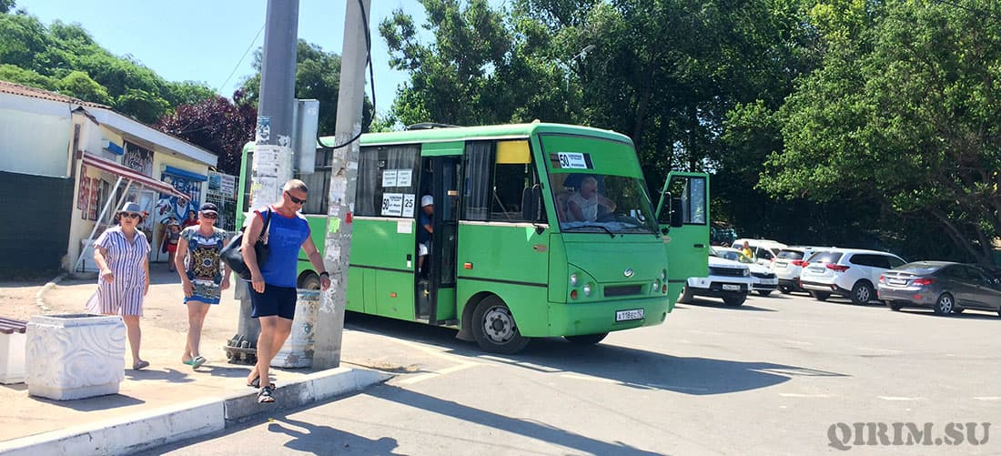 автобус Учкуевка - пл Захарова