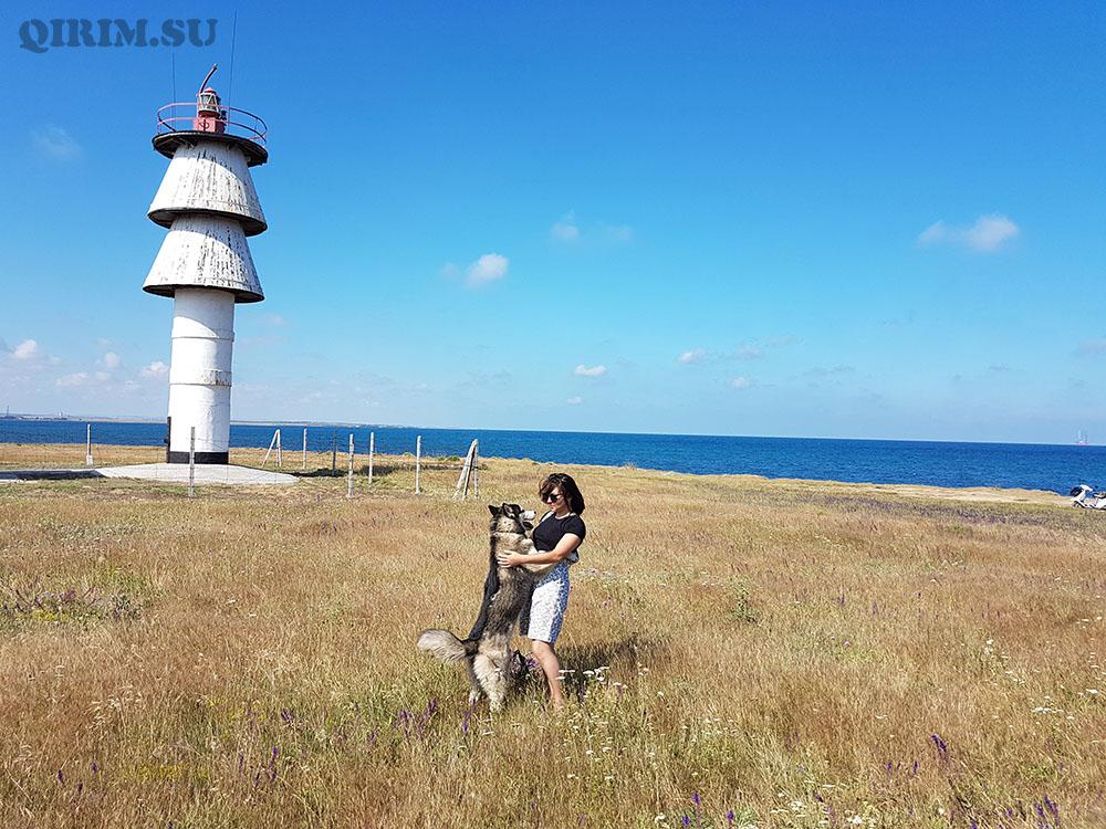 Белый маяк Межводное