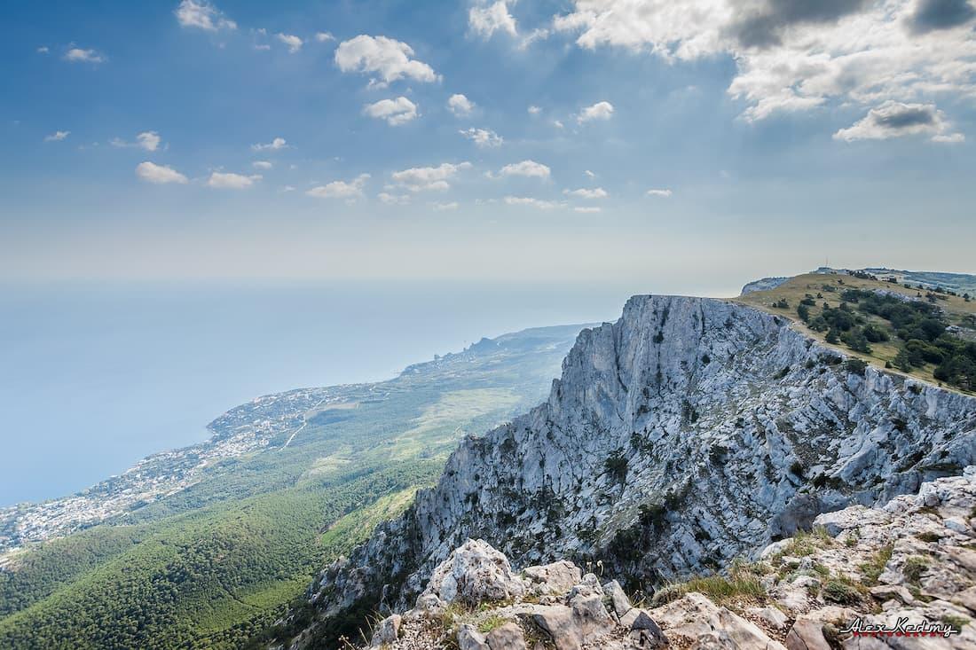 Гора Ай-Петри в Крыму фото