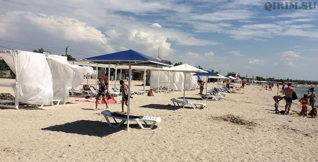 Межводное пляж 2