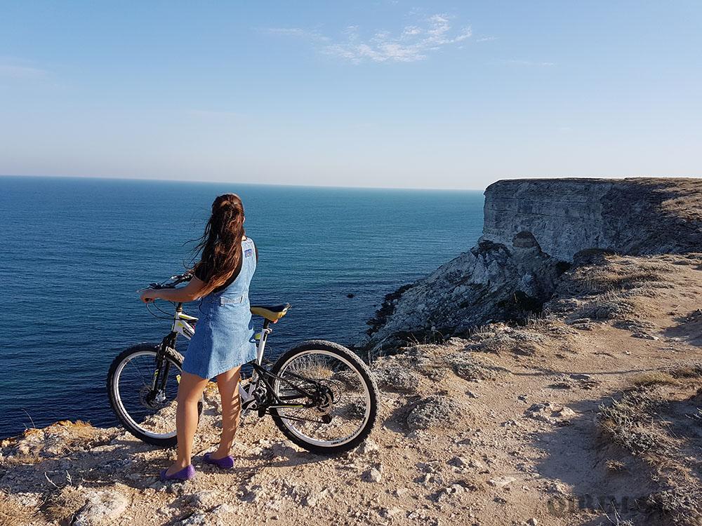 Оленевка море