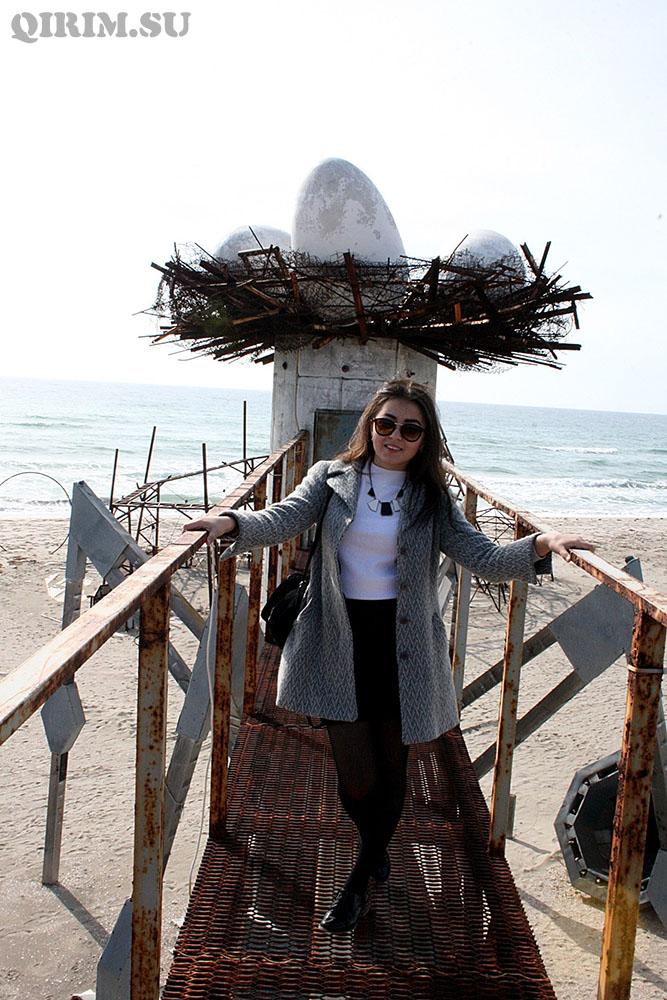 Пляж Казантип Поповка 8