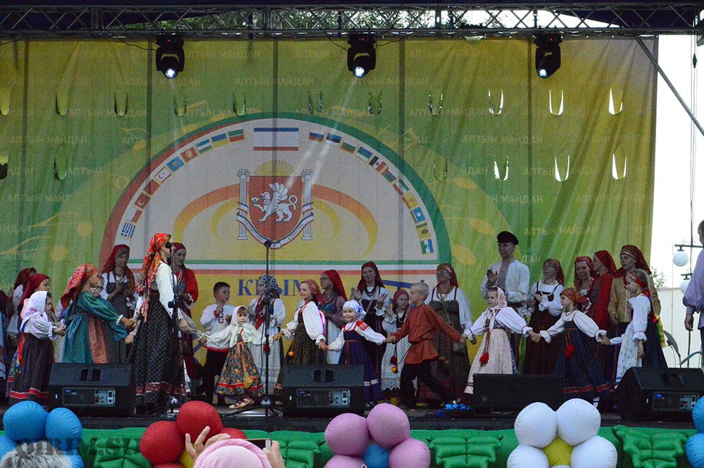 Фестиваль Алтын Майдан 2