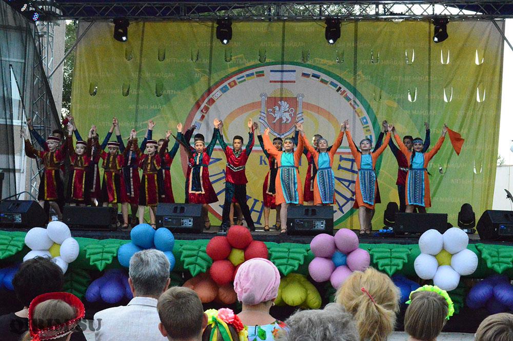 Фестиваль Алтын Майдан 3