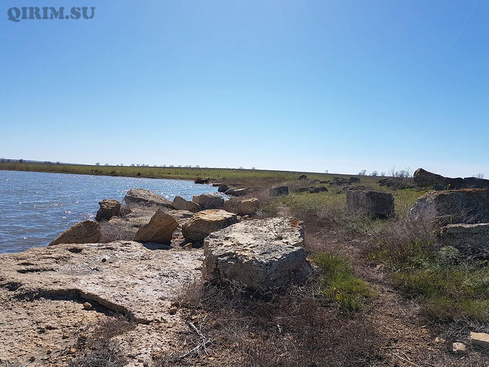 озеро Джарылгач свойства