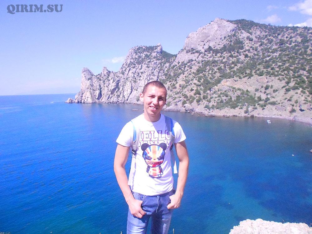 Тропа Голицына Крым