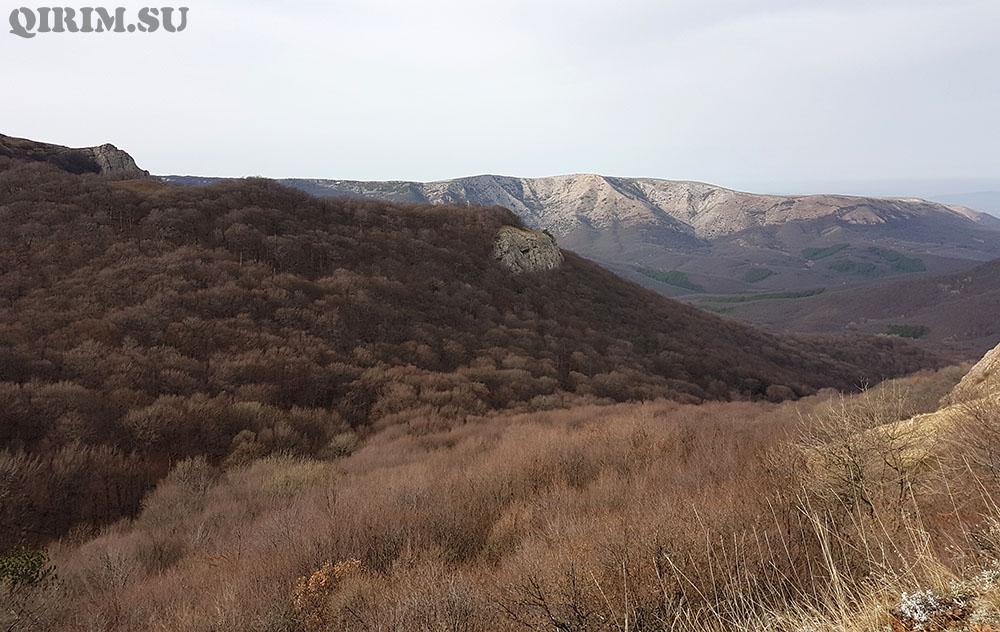 гора Демерджи Крым
