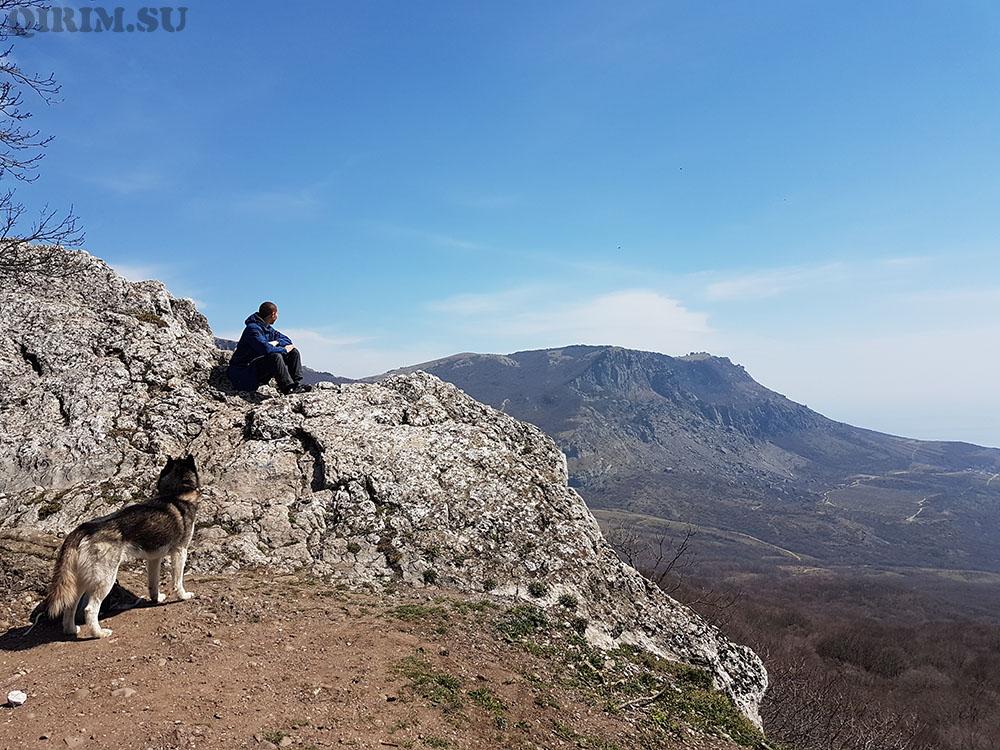 гора Кудрявая Марья