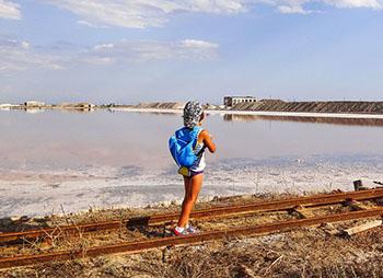 Озеро Сасык Сиваш миниатюра