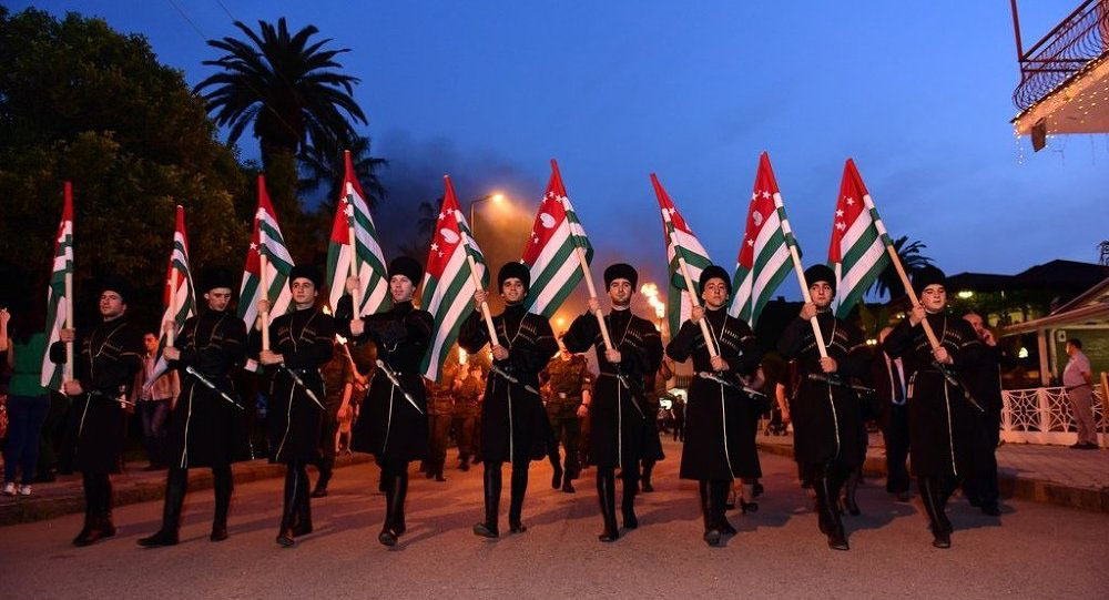 Мифы и легенды про Абхазию