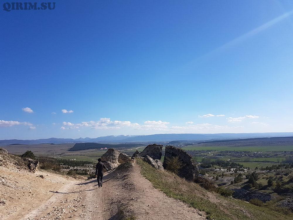 Белая Скала Крым фото