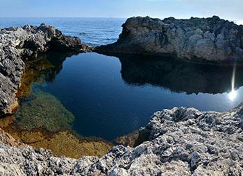 Чаша любви - природное чудо западного Крыма