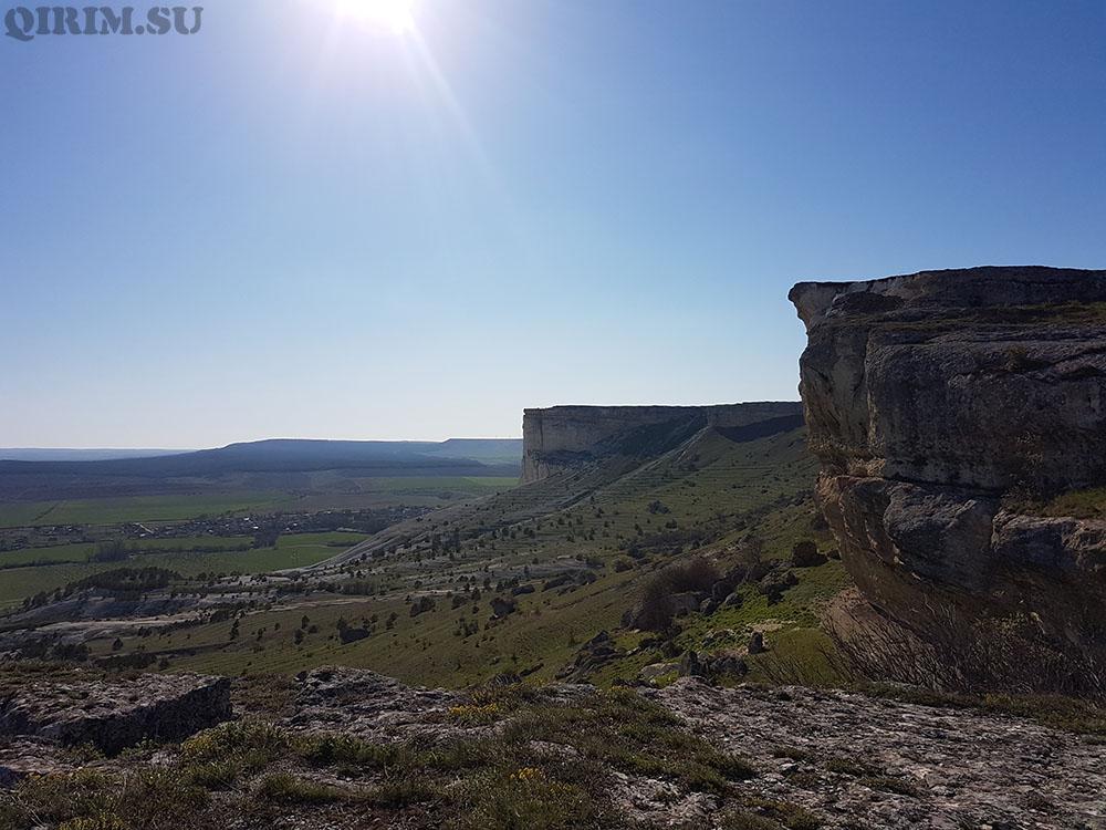 Гора Ак Кая памятник природы