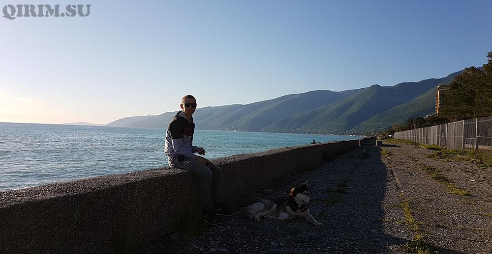 Как доехать до Абхазию