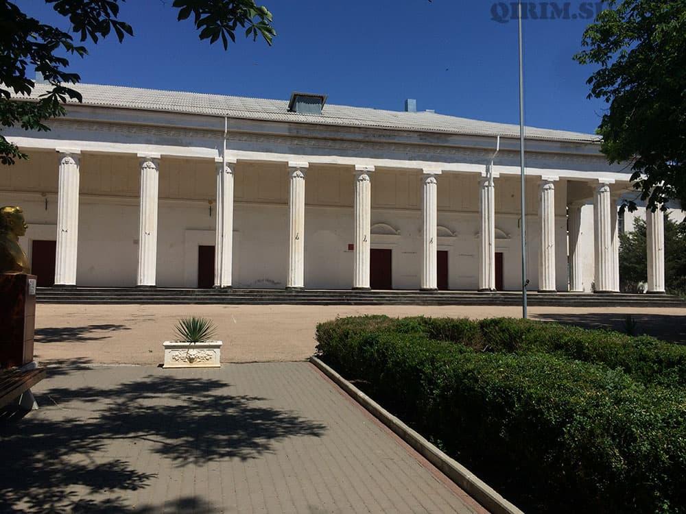 Кача дом культуры