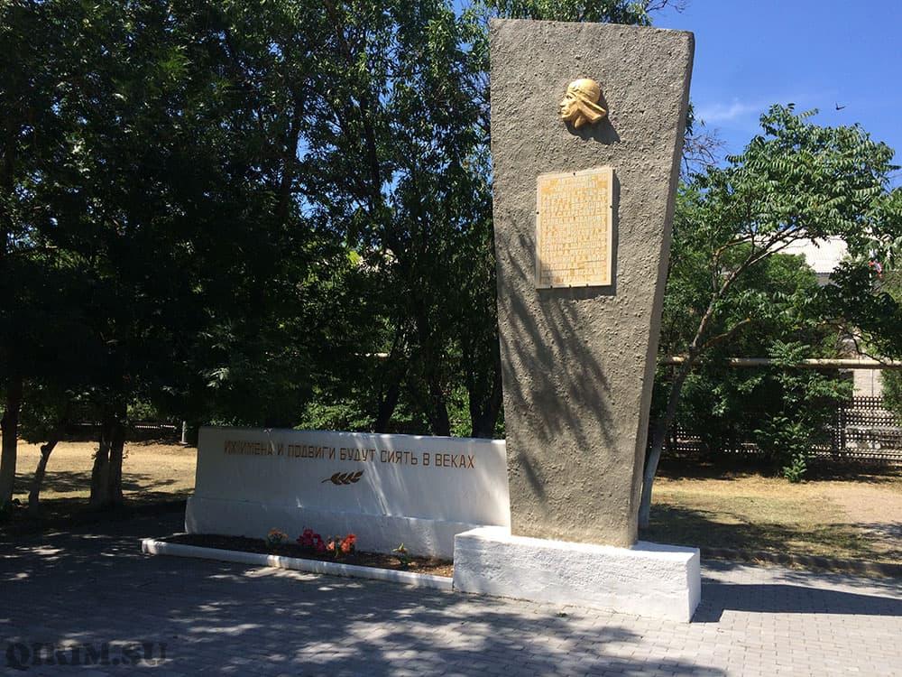 Кача памятник летчикам 2