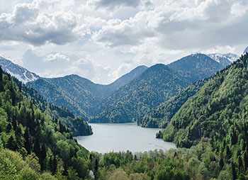 озеро Рица миниатюра