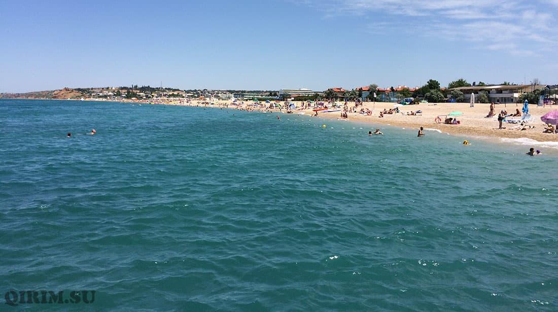 море в Любимовке