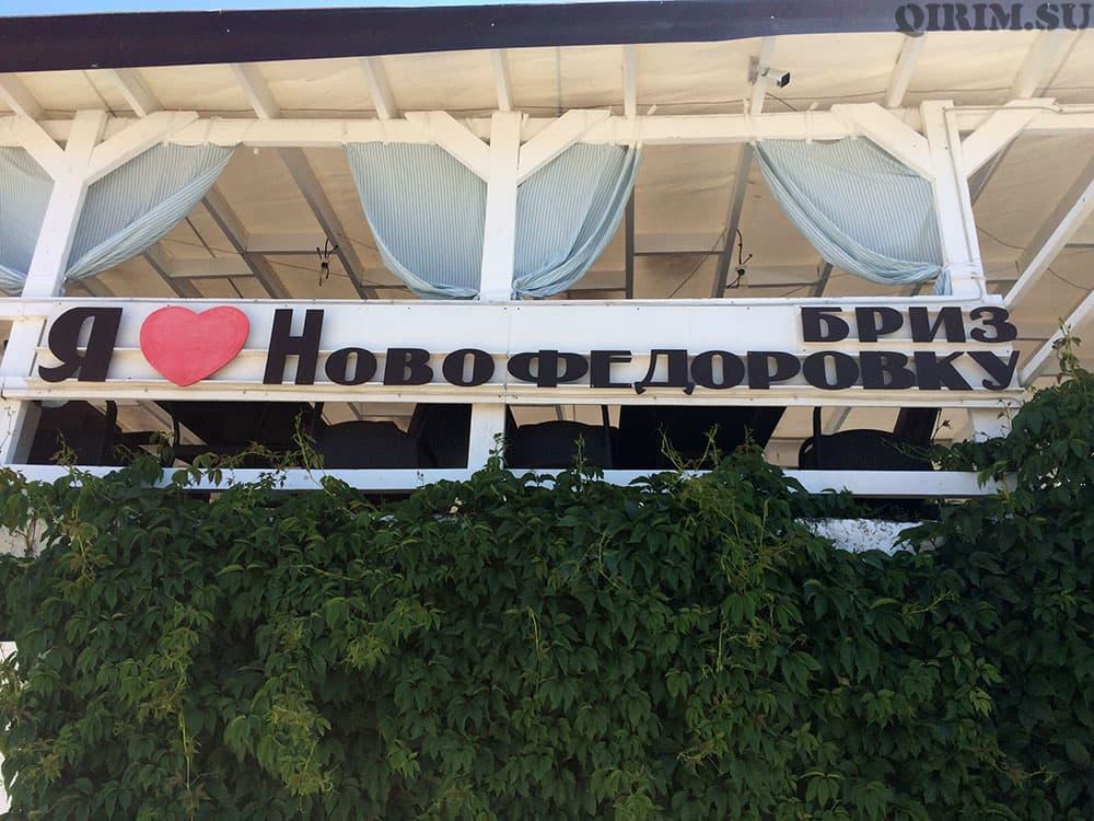 Новофедоровка любовь