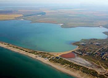 Ойбурское озеро миниатюра