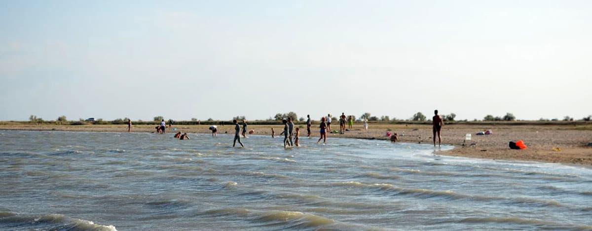 ойбурское озеро Штормовое