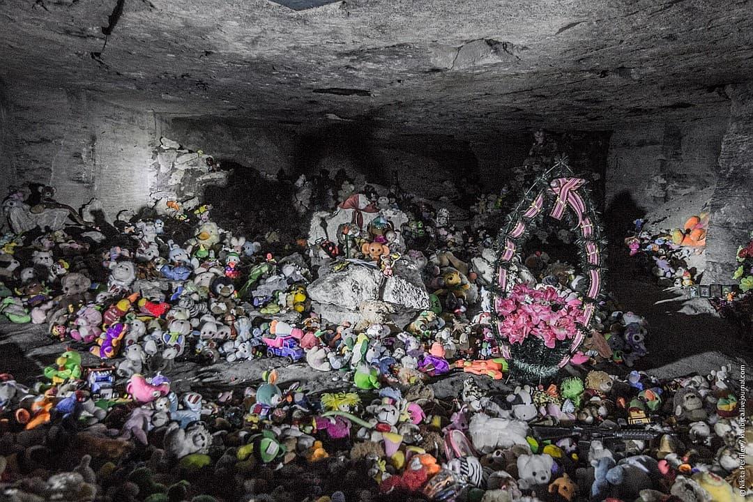 аджимушкайские каменоломни память погибшим детям