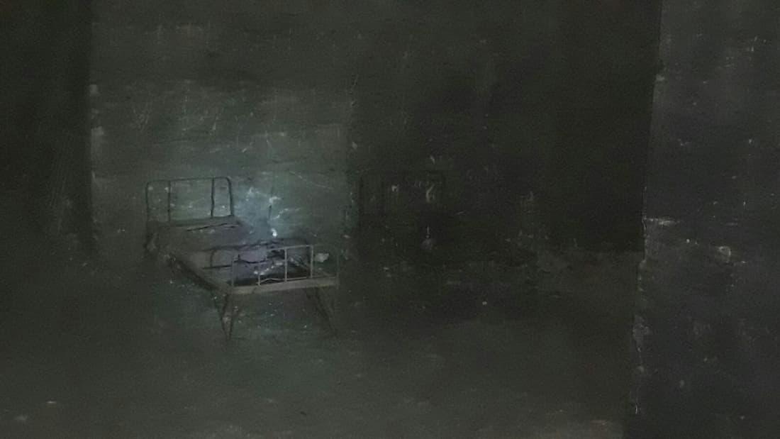 катакомбы в Керчи