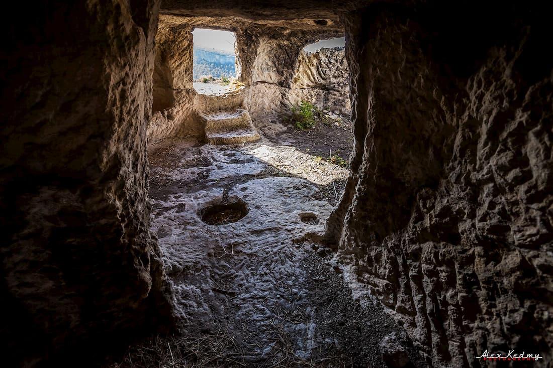 Пещерный город Тепе-Кермен как добраться