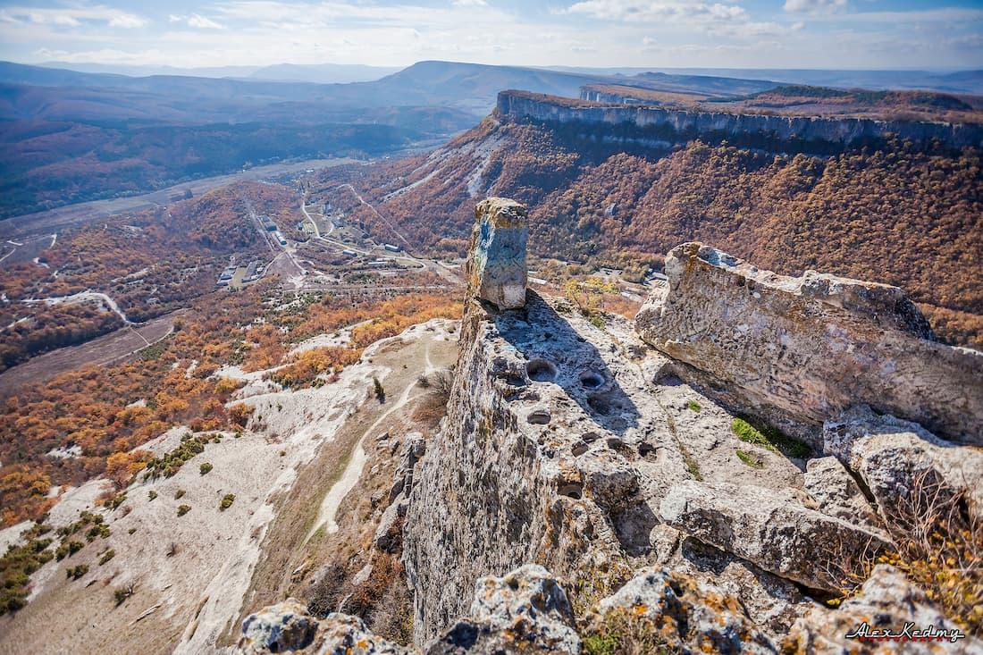 Тепе-Кермен Крым