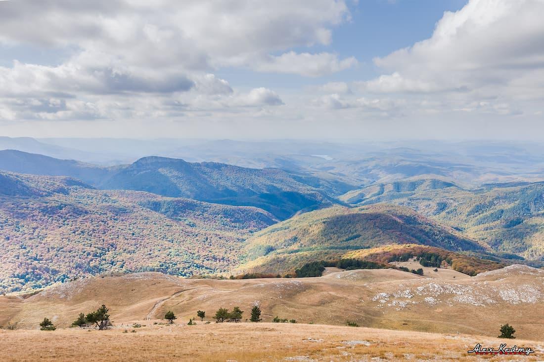 Крымские горы Роман Кош