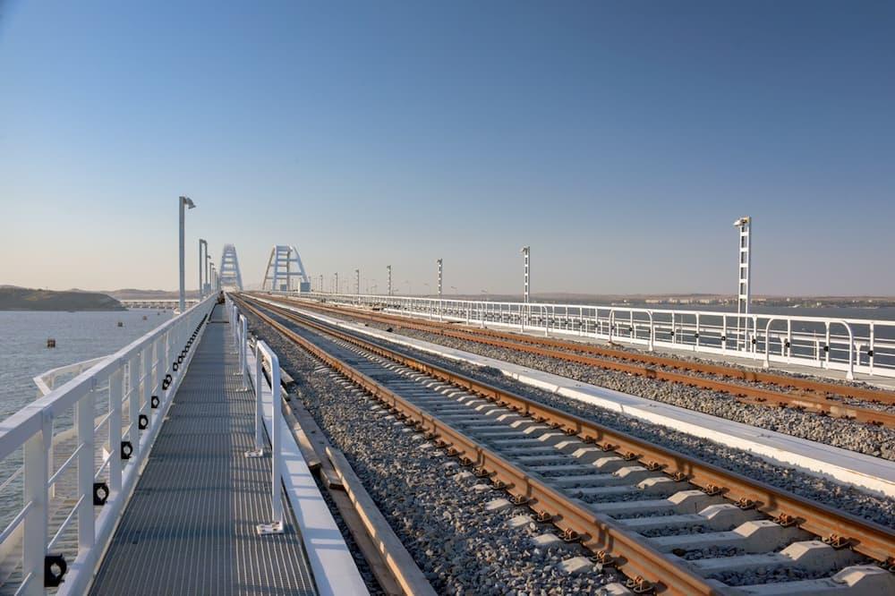 расписание поездов в Крым