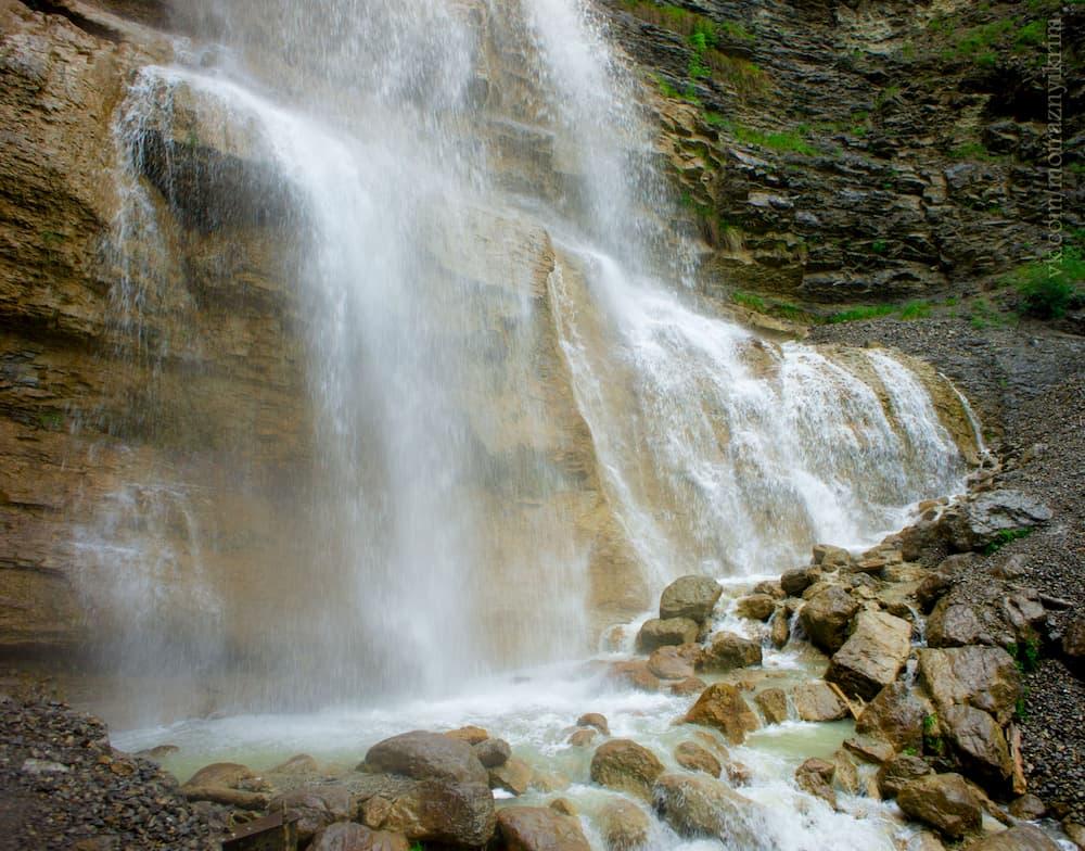 водопад на Ай-Петри Учан-Су