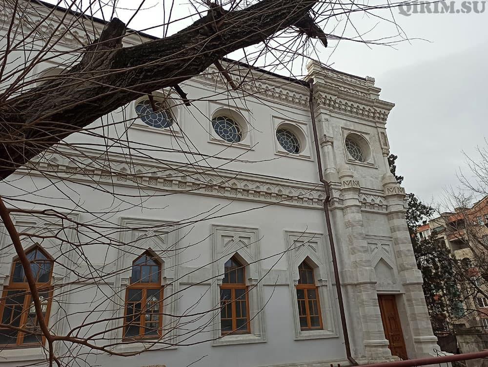Караимская кенасса Симферополь