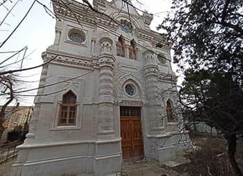 Караимская кенасса в Симферополе миниатюра