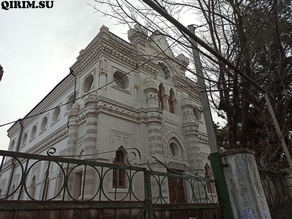 кенасса в Симферополе